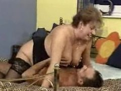 milf bbw loves young cock