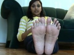 Large Wrinkled Indian Soles