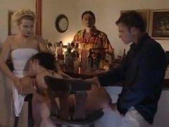 Surprise Butt-Sex In A Bar!