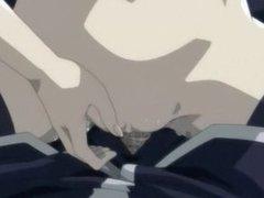 Hentai girl fucked