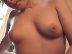 Amateur cocksucker fucked and cums