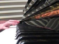 piano finger banging