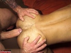 Young guys cock suck