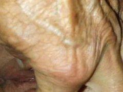 POV hairy vagina