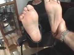 dianes dominant mature soles