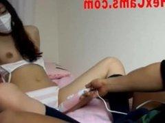 Asian Webcam Slut Does Great SHow F