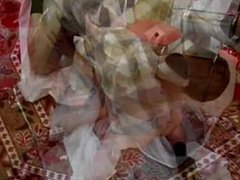 Donatella - Hot Drunken Russian Redhead Bride Fucked Hard