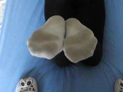 Dirty Sweaty Socks Tease
