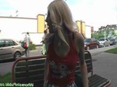 flexi skinny teen sex in public