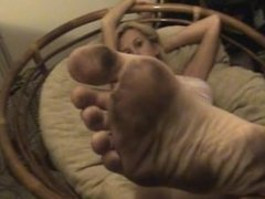 Dirty Foot Worship