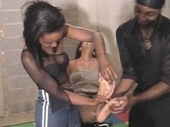 Tickled Sole: Laugh Free or Tickle Hard Part 5