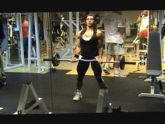 Physique Girl Curls fbb Biceps