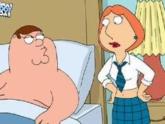 Family Guy Porn Naughty Lois wants anal