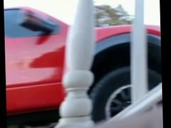 Public webcam front cars squirt webcam mfc