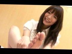 Nao Mizuki - Japanese Foot Fetish