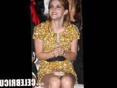 Emma Watson Pussy and Upskirts