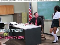"Anya Ivy In ""Horny Schoolgirl vs Perverted Teacher"""