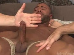 Hunk Is Edged And Begs To Cum
