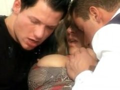 Bisexual Threesome - Part 5