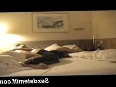 Cheating couple meet and fuck in hotel room from Sexdatemilf.com