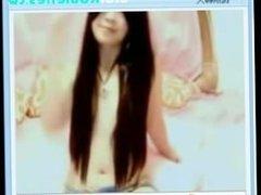 Asian webcam girl 01.