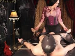 oiled tickle torture