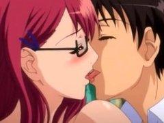 Dick Licking Hentai 10