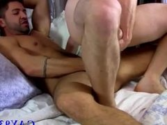 Cute twinks light skinned gay porn A Fellow Guest Takes Dominics Dick