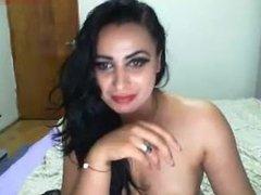 Cam Model Sexy Melany Masturbating #1