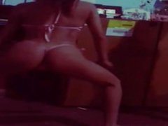 Argentinian Teen Natalia Twerking