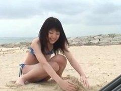Cute asian babe. Caroll from dates25.com