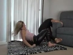 lift and carry ballbusting