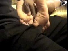 foot massage n tease