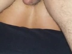 Hot Latino friend slow fuckin