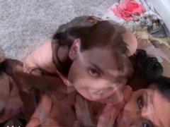 NetVideoGirls - NetVideoGirls - Alajandra and Lane