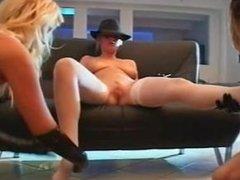 2 sexy slave girl worshi her Amazing milf nylons and bare feet