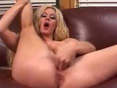Celina from dates25.com - Busty milf masturbation