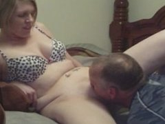 Milf wife cumming with the help of. Evette from dates25.com