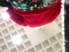 Amelia from dates25.com - Bbw black panties at work 1