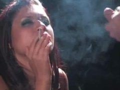 Eva Angelina smoking and fucking 5-2