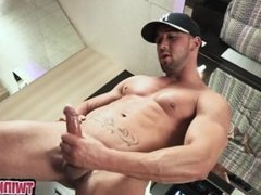 Young son doggystyle creampie