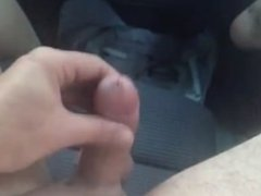 playing in my car