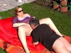 Cute german bbw fucked in the back. Kandice from dates25.com