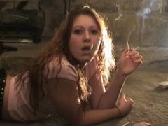 Smoking Fetish: Nicole - No Bullshit 6