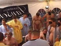 Marilee from dates25.com - German amateur gangbang party
