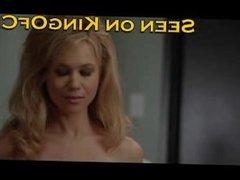 Kristen Hager tits and ass in a masturbation scene