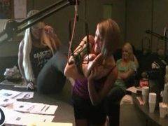 Taylor Raz Radio Show Tickling