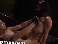 Horny Slut Isa Mendez Earns First Slave Training with Rough Sex & Bondage
