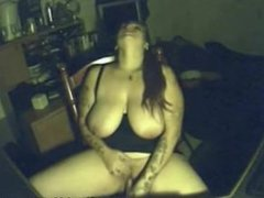 Busty bbw amateur milf masturbatin. Latoyia from dates25.com