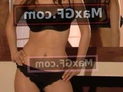Tracy - Super Cute Underwear Model